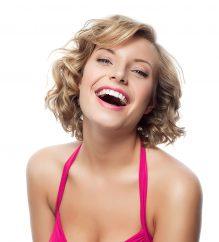 Pearlsmile, Zahnaufhellung, weiße Zaehne, Hautgefühl,